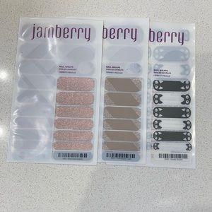 Jamberry Nail Wraps Bundle